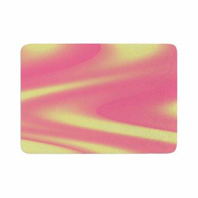 Sylvia Coomes Sherbert Swirl Memory Foam Bath Rug Size: 0.5 H x 24 W x 36 D