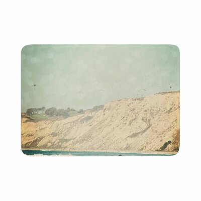 Sylvia Coomes West Coast 3 Photography Memory Foam Bath Rug Size: 0.5 H x 17 W x 24 D
