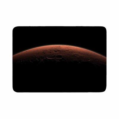Alias Martian Sunrise Memory Foam Bath Rug Size: 1 H x 24 W x 36 D