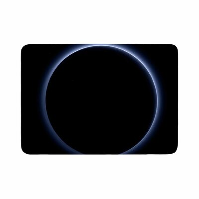 Alias Portal to Pluto Abstract Digital Memory Foam Bath Rug Size: 1 H x 24 W x 36 D