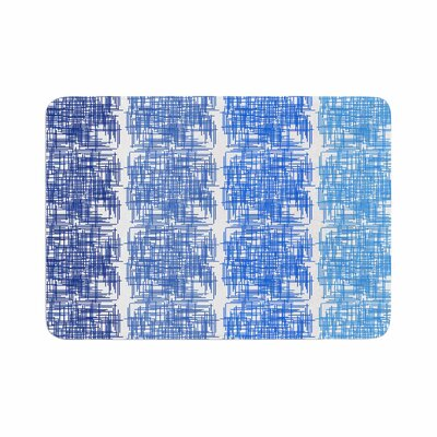 Trebam Visina V.3 Memory Foam Bath Rug Size: 0.5 H x 24 W x 36 D
