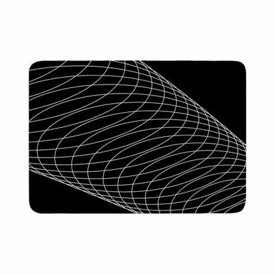 Trebam Vlakno V.2 Digital Memory Foam Bath Rug Size: 0.5 H x 17 W x 24 D
