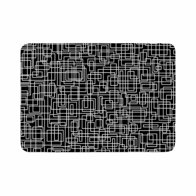 Trebam Komada V.2 Memory Foam Bath Rug Size: 0.5 H x 17 W x 24 D