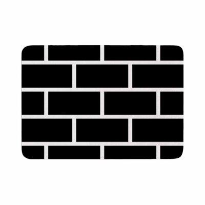 Trebam Opeke Digital Memory Foam Bath Rug Size: 0.5 H x 17 W x 24 D