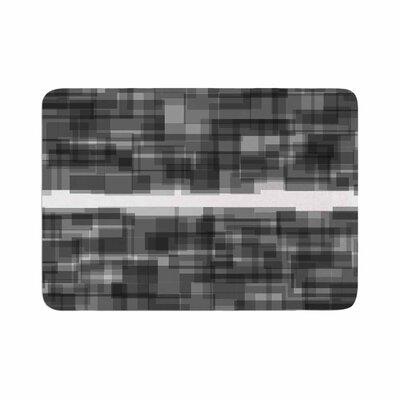 Trebam Plima V.2 Digital Memory Foam Bath Rug Size: 0.5 H x 24 W x 36 D