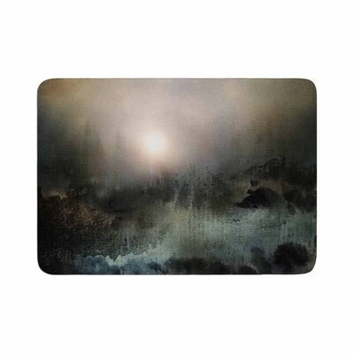Viviana Gonzalez Calling the Sun II Memory Foam Bath Rug Size: 0.5 H x 24 W x 36 D