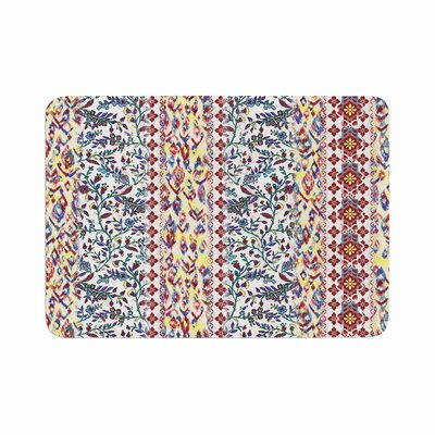 Victoria Krupp Arabesque Panel Abstract Memory Foam Bath Rug Size: 0.5 H x 17 W x 24 D