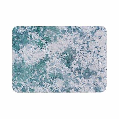 Will Wild Frost Memory Foam Bath Rug Size: 0.5 H x 17 W x 24 D