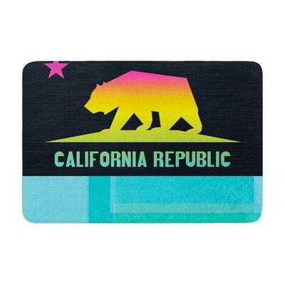 Fimbis California Memory Foam Bath Rug Size: 0.5 H x 24 W x 36 D