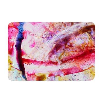 Malia Shields Universe Series #3 Memory Foam Bath Rug Size: 0.5 H x 24 W x 36 D