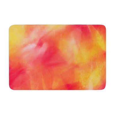 Malia Shields Unconditional Love Memory Foam Bath Rug Size: 0.5 H x 24 W x 36 D