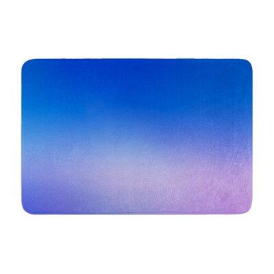 Malia Shields Aura Series #5 Memory Foam Bath Rug Size: 0.5 H x 17 W x 24 D