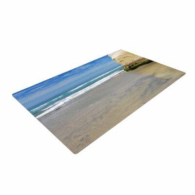 Nick Nareshni Solana Beach Sands Coastal Nature Area Rug