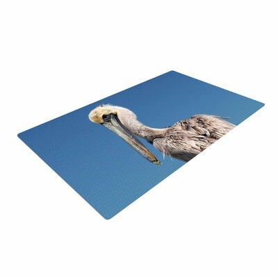 Philip Brown Pelican Blue Area Rug