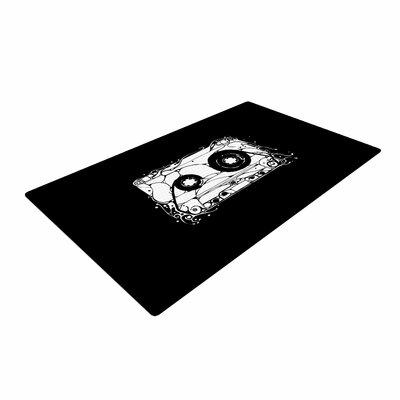 BarmalisiRTB Cassette Black/White Area Rug