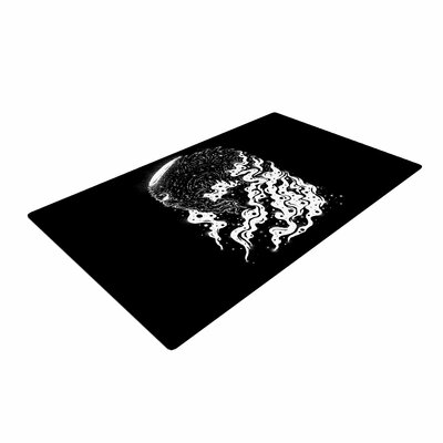 BarmalisiRTB Alien Light Black/White Area Rug