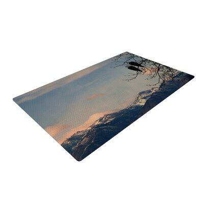 Robin Dickinson Majesty Landscape Nature Area Rug Rug Size: 4 x 6