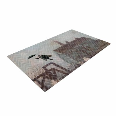 Suzanne Carter Away Brown Area Rug
