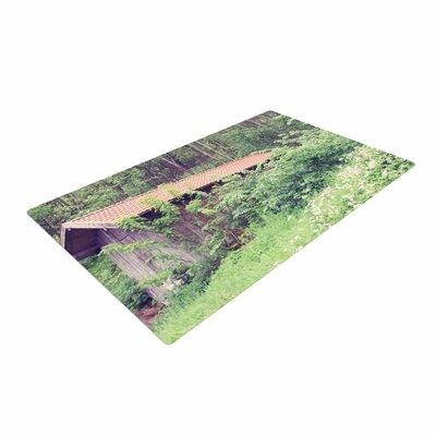 Sylvia Coomes Hidden Green/Nature Area Rug