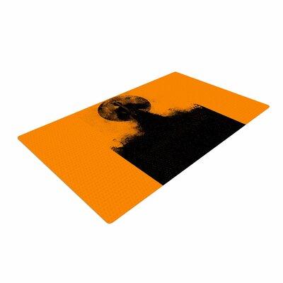 BarmalisiRTB Samuari Black/Orange Area Rug
