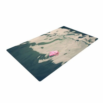 Sylvia Coomes Venetian Rose Blue/Pink Area Rug