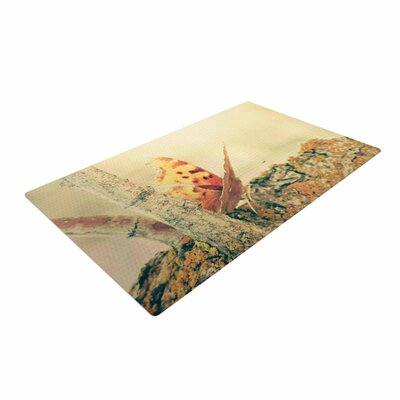 Sylvia Coomes Monarch Butterfly Photography Nature Area Rug