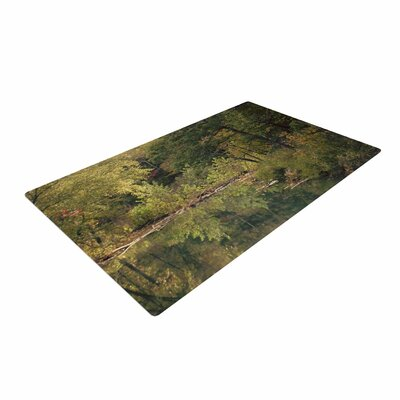 Sylvia Coomes in the Woods 3 Photography Brown Area Rug