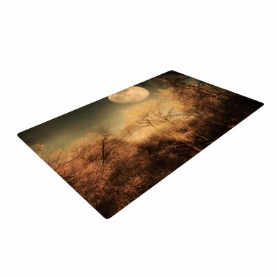 Sylvia Coomes Full Moon Brown/Nature Area Rug