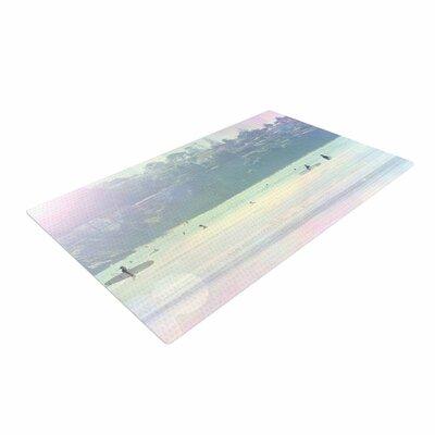 Sylvia Coomes Rainbow 3 Multicolor/Pastel Area Rug