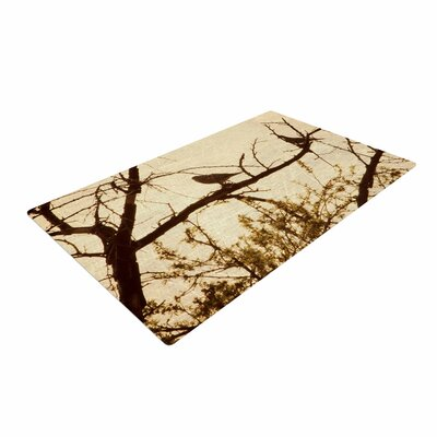 Sylvia Coomes Golden Photography Brown Area Rug