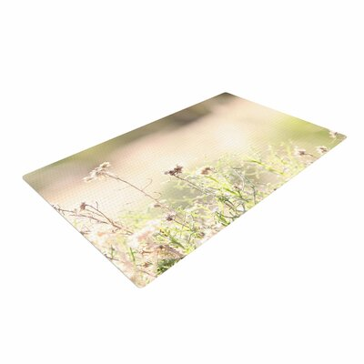 Sylvia Coomes Shimmering Light Photography Nature Area Rug