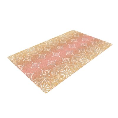 Suzie Tremel Medallion Ombre Blush/Pink Area Rug