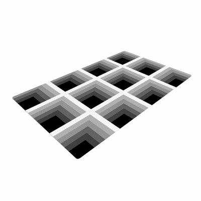 Trebam Dubina Black/White Area Rug