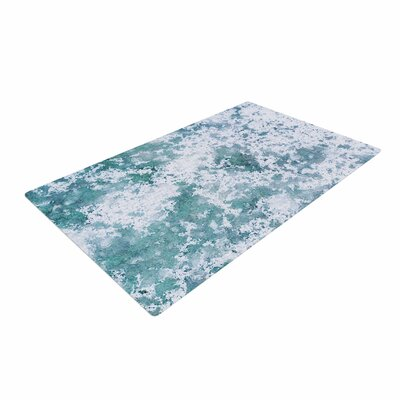 Will Wild Frost Blue/Nature Area Rug