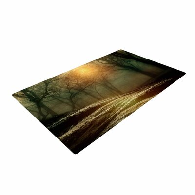 Viviana Gonzalez From Small Beginnings and Big Green/Nature Area Rug