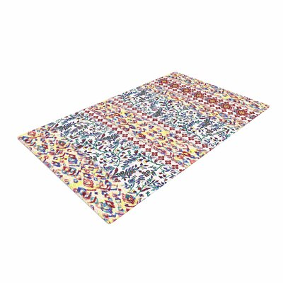 Victoria Krupp Arabesque Panel Abstract Multicolor Area Rug
