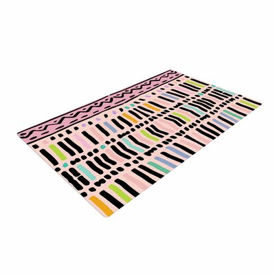 Vasare Nar Native Pastel Multicolor/Pastel Area Rug