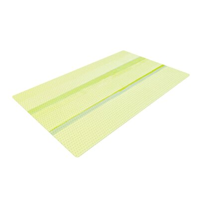 CarolLynn Tice Lemons Lime/Yellow Area Rug Rug Size: 2 x 3