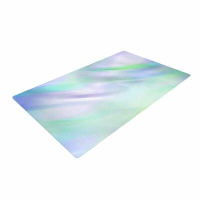 Alison Coxon Mermaids Dream Green/Purple Area Rug