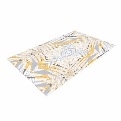 Alison Coxon Planthouse Saffron Yellow/Gray Area Rug