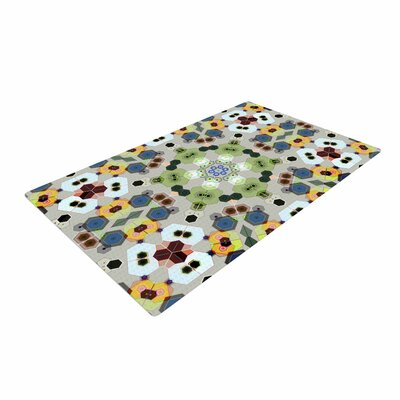 Angelo Cerantola Fruity Fun Modern Green Area Rug