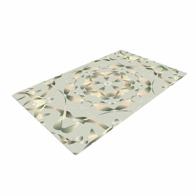 Angelo Cerantola Kingdom Digital Gold Area Rug