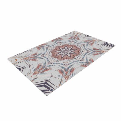 Alison Coxon Boho Dream Tan Pink/Blue Area Rug