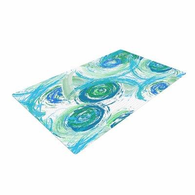 Alison Coxon Sophia Blue Green/Blue Area Rug