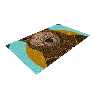Art Love Passion Bear Rug Size: 4 x 6