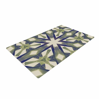 Angelo Cerantola Lymph Geometric Modern Grey/Dark Area Rug