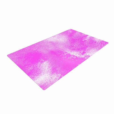 Ashley Rice AC5 Abstract Pink Area Rug