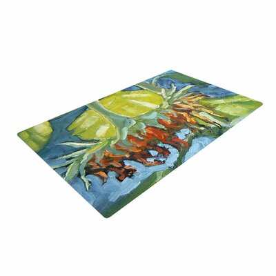Carol Schiff Summers End Blue/Green Area Rug