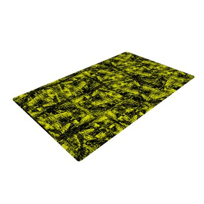 Bruce Stanfield Flag of Korea Digital White Area Rug