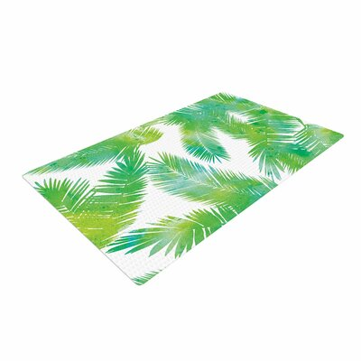 Draper Tropic Summer Green/Nature Area Rug